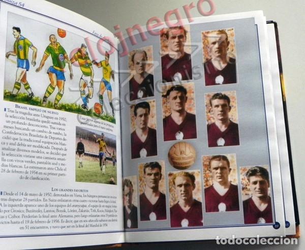 Coleccionismo deportivo: LIBRO DVD SUIZA 1954 FIFA WORLD CUP (ESPAÑOL) ROMARIO MUELLER MUNDIAL DE FÚTBOL MEJ PENALTIS DEPORTE - Foto 4 - 138796142