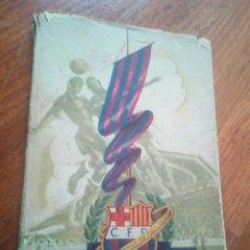 Coleccionismo deportivo: LIBRO, CINCUENTA AÑOS DEL F.C.BARCELONA.. Lote 139663898