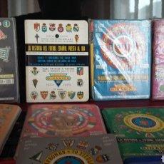 Coleccionismo deportivo: ANUARIOS DINÁMICOS. DÉCADA DEL 60 AL 70. LOTE 10 LIBRILLOS.. Lote 140052234