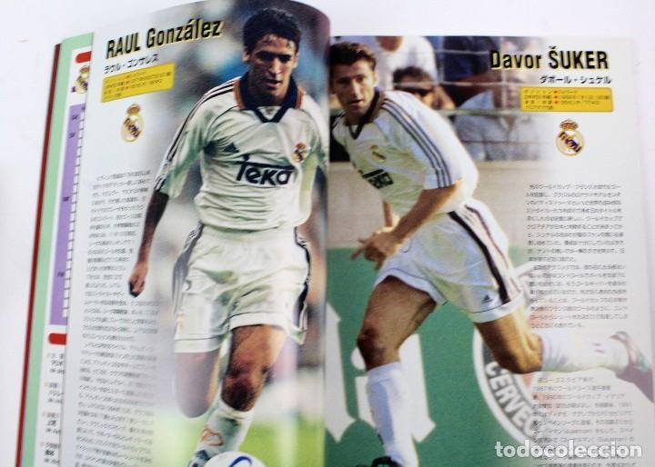 Coleccionismo deportivo: PO-28.PROGRAMA OFICIAL FINAL TOYOTA CUP, 1 DICIEMBRE 1998 REAL MADRID 2-1 VASCO DA GAMA. EN JAPONÉS - Foto 10 - 141575042