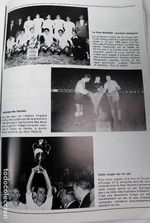 Coleccionismo deportivo: PO-27.PROGRAMA OFICIAL FINAL COPA DE EUROPA DE CLUBS 27 DE MAYO 1981. REAL MADRID . LIVERPOOL F.C. - Foto 11 - 141576114