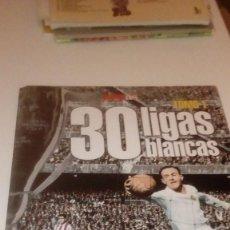 Coleccionismo deportivo - G-LO73LO30 LIGAS BLANCAS TOMO 1 REAL MADRID AS - 142353102