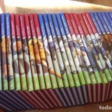 Coleccionismo deportivo: LA COL.LECCIÓ DEL CENTENARI. COMPLETA. 30 VOLUMS. F. C. BARCELONA. Lote 142856894
