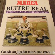 Coleccionismo deportivo: BUITRE REAL COMPLETO CON TODOS LOS FASCICULOS. Lote 142878370
