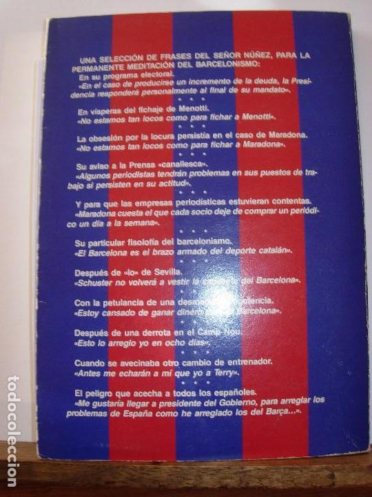 Coleccionismo deportivo: UN BARÇA TRIOMFANT? / MORERA FALCO / BARÇA - Foto 3 - 143028370