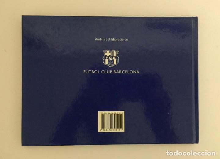 Coleccionismo deportivo: LIBRO FUTBOL CLUB BARCELONA 1899-1974 VIENA COLUMNA IMATGES I RECORDS FCB BARÇA PASTA DURA - Foto 2 - 143226694
