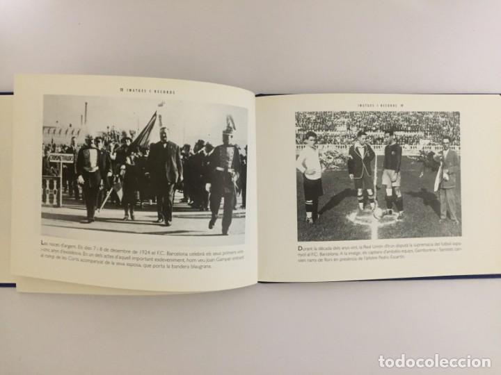 Coleccionismo deportivo: LIBRO FUTBOL CLUB BARCELONA 1899-1974 VIENA COLUMNA IMATGES I RECORDS FCB BARÇA PASTA DURA - Foto 3 - 143226694