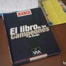 Coleccionismo deportivo: LIBRO LOS CAMPEONES DE EUROPA - 1999 DIARIO MARCA. Lote 144502102