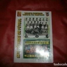 Coleccionismo deportivo - SEIS DÉCADAS DE FÚTBOL C.D. CAMPILLOS (MÁLAGA) - 145239798
