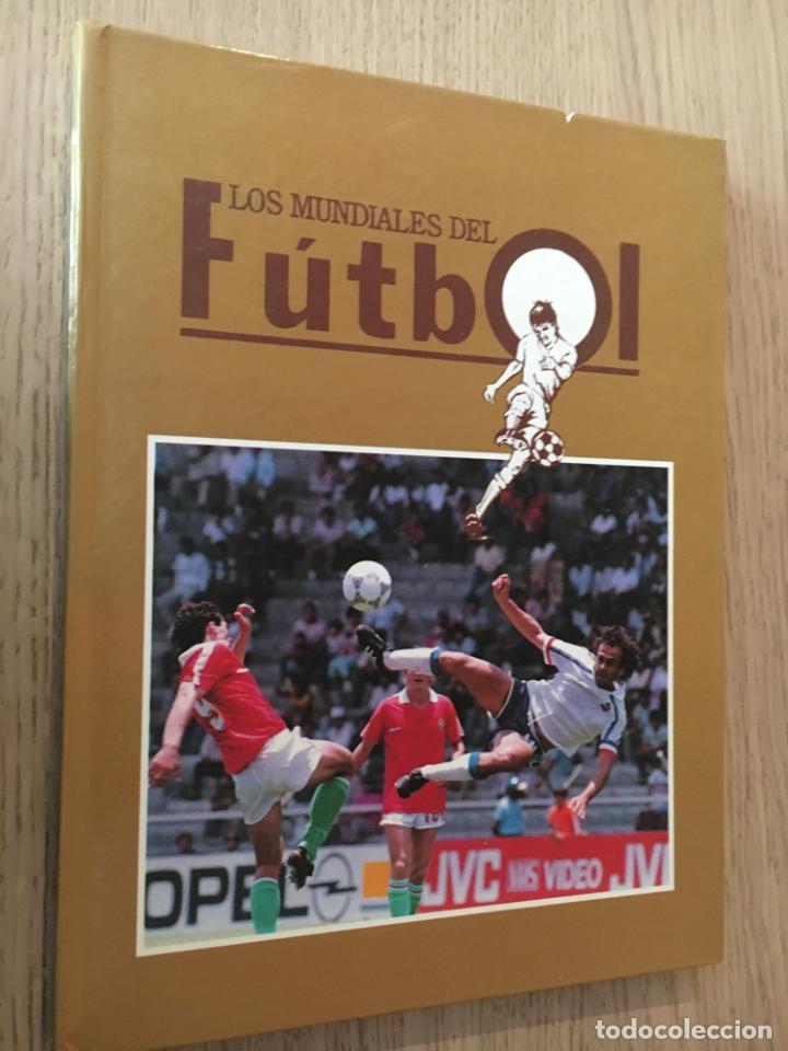 LOS MUNDIALES DEL FÚTBOL. EL FUTBOL PRIMITIVO. SERIE DE 16 FASCICULOS DEL Nº 1 AL 16 ENCUADERNADO (Coleccionismo Deportivo - Libros de Fútbol)
