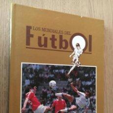 Coleccionismo deportivo: LOS MUNDIALES DEL FÚTBOL. EL FUTBOL PRIMITIVO. SERIE DE 16 FASCICULOS DEL Nº 1 AL 16 ENCUADERNADO. Lote 146377038
