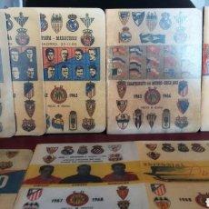 Coleccionismo deportivo: ANUARIOS DINÁMICOS. DÉCADA DE LOS 70. TODOS.. Lote 146460784