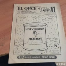 Coleccionismo deportivo: EL ONCE Nº 530 7 MARZO 1955 (COIM18). Lote 147095342