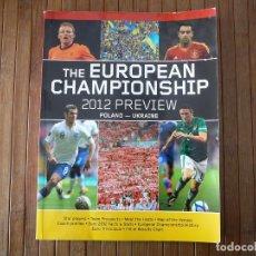 Coleccionismo deportivo: EUROCOPA 2012 (POLONIA - UCRANIA). ESPAÑA CAMPEONA. INIESTA, CASILLAS, CRISTIANO RONALDO, PIRLO. Lote 147246230