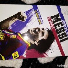 Coleccionismo deportivo: GENIOS DEL BALÓN (MARCA ) MESSI. Lote 147939214