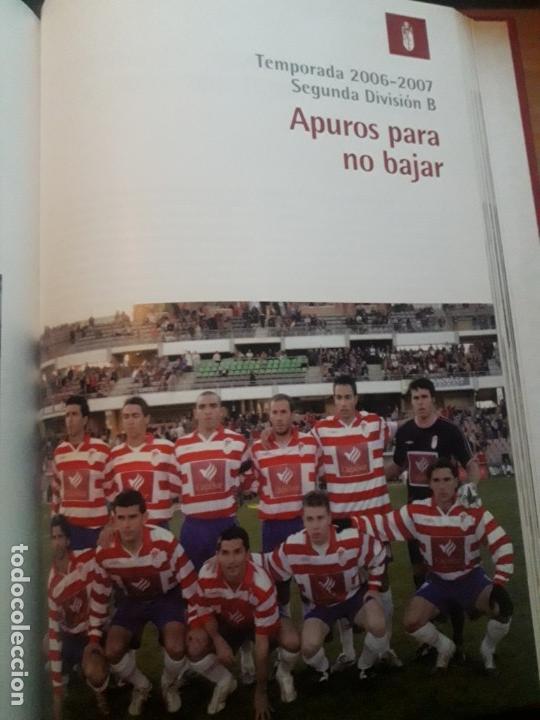 Coleccionismo deportivo: ENCICLOPEDIA DEL GRANADA CF - Foto 8 - 147743118