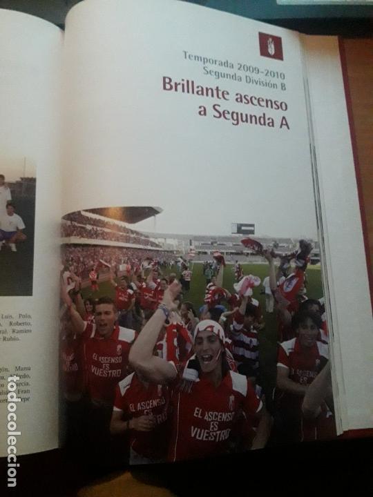Coleccionismo deportivo: ENCICLOPEDIA DEL GRANADA CF - Foto 11 - 147743118