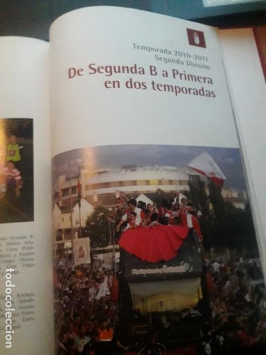 Coleccionismo deportivo: ENCICLOPEDIA DEL GRANADA CF - Foto 13 - 147743118