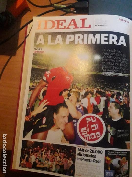 Coleccionismo deportivo: ENCICLOPEDIA DEL GRANADA CF - Foto 14 - 147743118