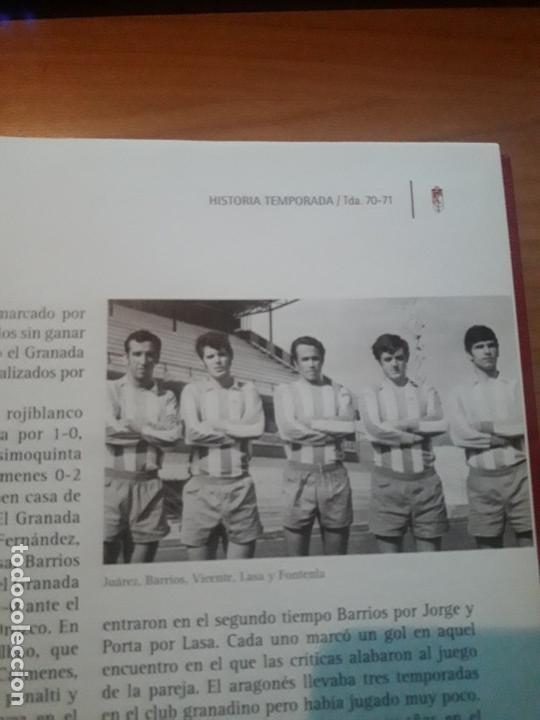 Coleccionismo deportivo: ENCICLOPEDIA DEL GRANADA CF - Foto 25 - 147743118
