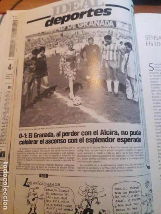 Coleccionismo deportivo: ENCICLOPEDIA DEL GRANADA CF - Foto 26 - 147743118
