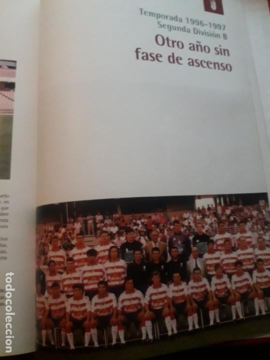 Coleccionismo deportivo: ENCICLOPEDIA DEL GRANADA CF - Foto 30 - 147743118