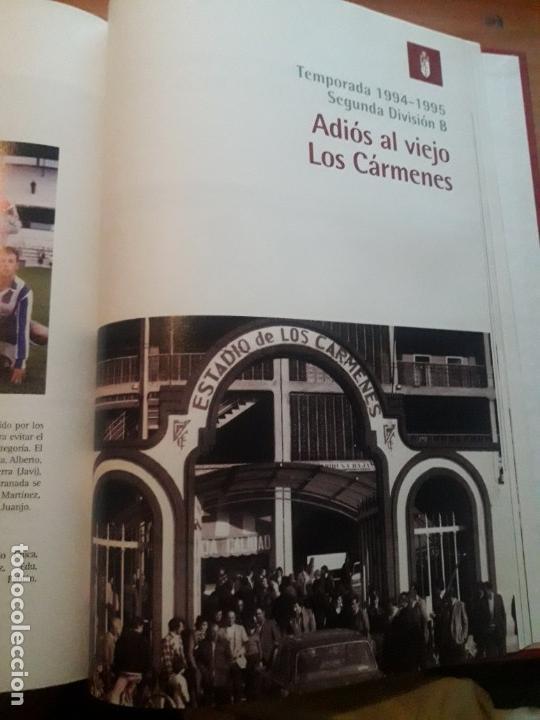 Coleccionismo deportivo: ENCICLOPEDIA DEL GRANADA CF - Foto 31 - 147743118