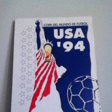 Coleccionismo deportivo - COPA DEL MUNDO DE FÚTBOL USA 94 - 148880849