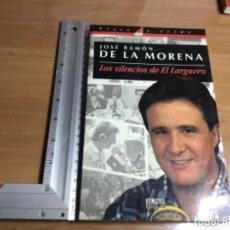 Coleccionismo deportivo: LOS SILENCIOS DEL LARGUEO - EL PAÍS AGUILAR . Lote 149494330