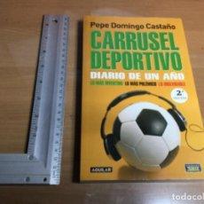 Coleccionismo deportivo: CARRUSEL DEPORTIVO DIARIO DE UN AÑO - AGUILAR . Lote 149502594