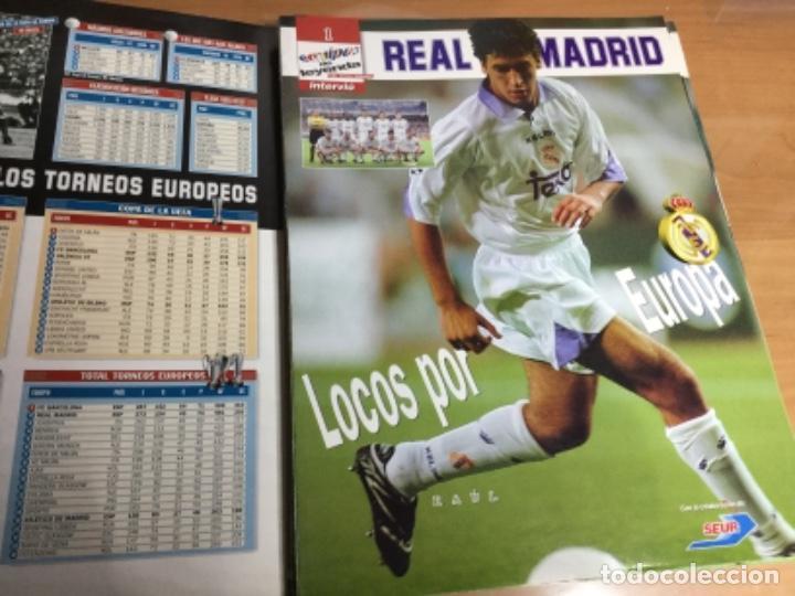 Coleccionismo deportivo: Equipos de leyenda del fútbol europeo INTERVIU - Foto 3 - 149521318
