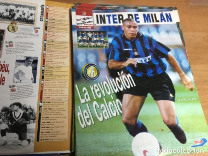 Coleccionismo deportivo: Equipos de leyenda del fútbol europeo INTERVIU - Foto 4 - 149521318