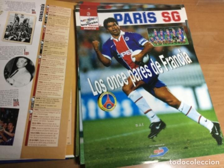 Coleccionismo deportivo: Equipos de leyenda del fútbol europeo INTERVIU - Foto 5 - 149521318