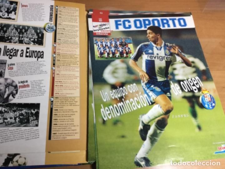 Coleccionismo deportivo: Equipos de leyenda del fútbol europeo INTERVIU - Foto 7 - 149521318