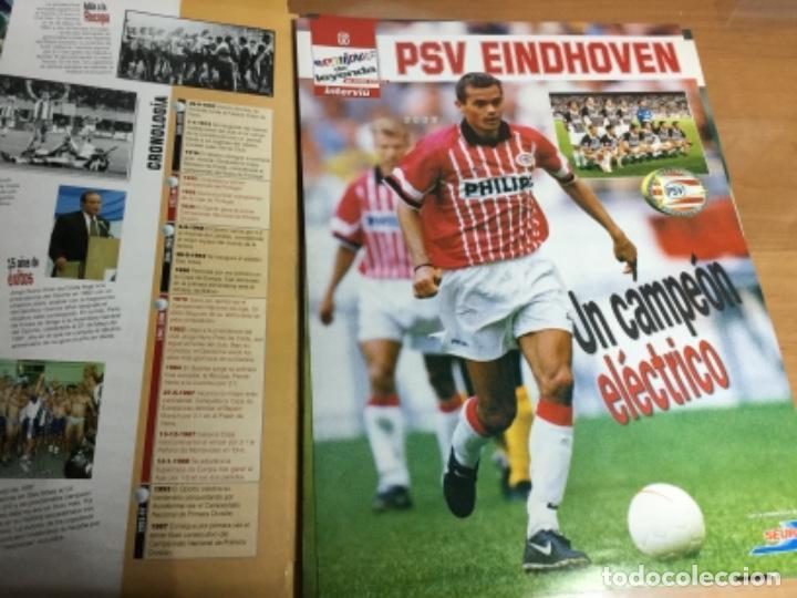 Coleccionismo deportivo: Equipos de leyenda del fútbol europeo INTERVIU - Foto 8 - 149521318