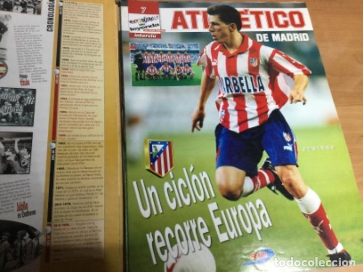 Coleccionismo deportivo: Equipos de leyenda del fútbol europeo INTERVIU - Foto 9 - 149521318