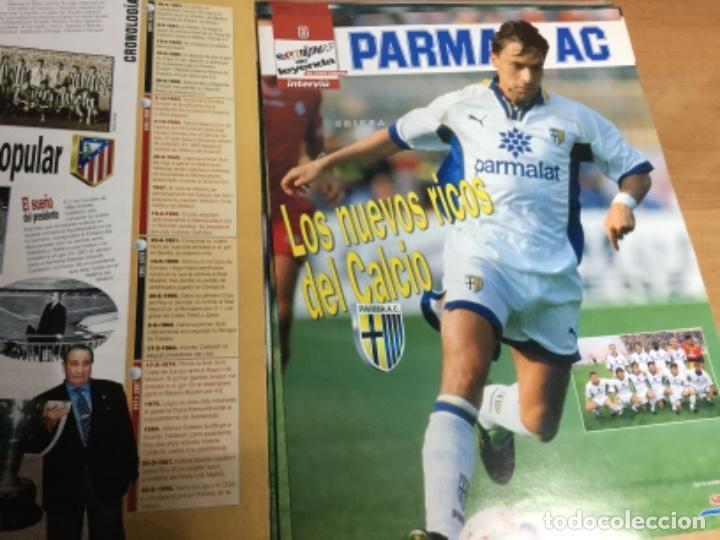Coleccionismo deportivo: Equipos de leyenda del fútbol europeo INTERVIU - Foto 10 - 149521318