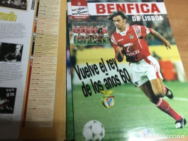 Coleccionismo deportivo: Equipos de leyenda del fútbol europeo INTERVIU - Foto 11 - 149521318