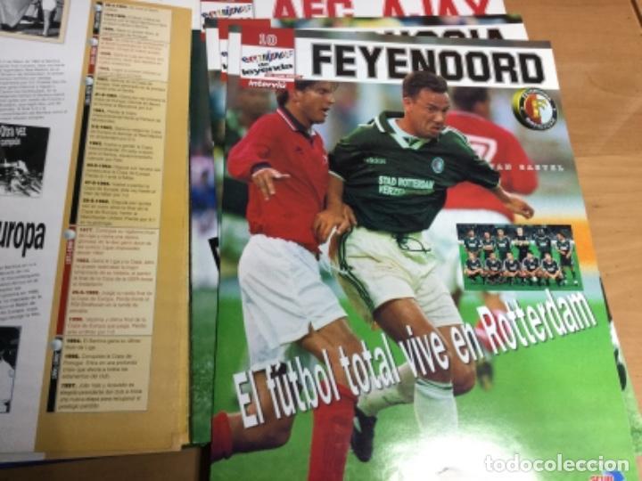 Coleccionismo deportivo: Equipos de leyenda del fútbol europeo INTERVIU - Foto 12 - 149521318
