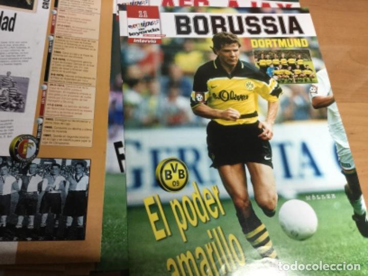 Coleccionismo deportivo: Equipos de leyenda del fútbol europeo INTERVIU - Foto 13 - 149521318