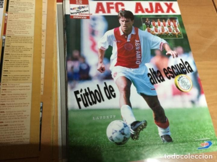 Coleccionismo deportivo: Equipos de leyenda del fútbol europeo INTERVIU - Foto 14 - 149521318