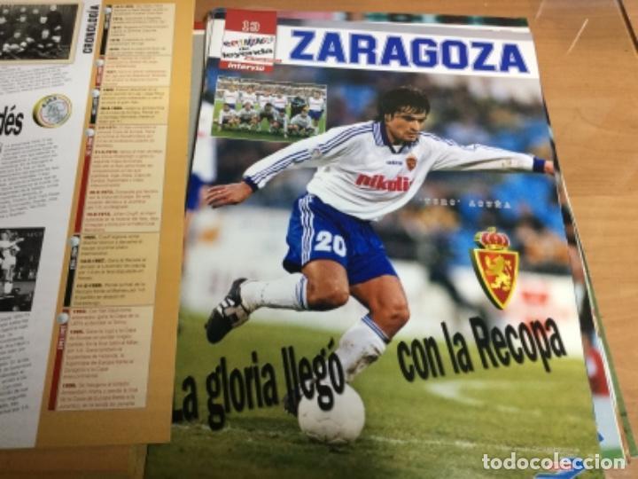 Coleccionismo deportivo: Equipos de leyenda del fútbol europeo INTERVIU - Foto 15 - 149521318
