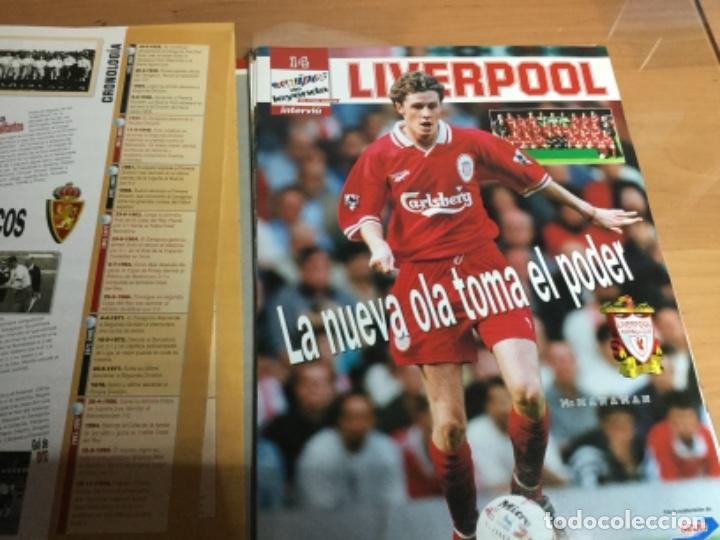 Coleccionismo deportivo: Equipos de leyenda del fútbol europeo INTERVIU - Foto 16 - 149521318