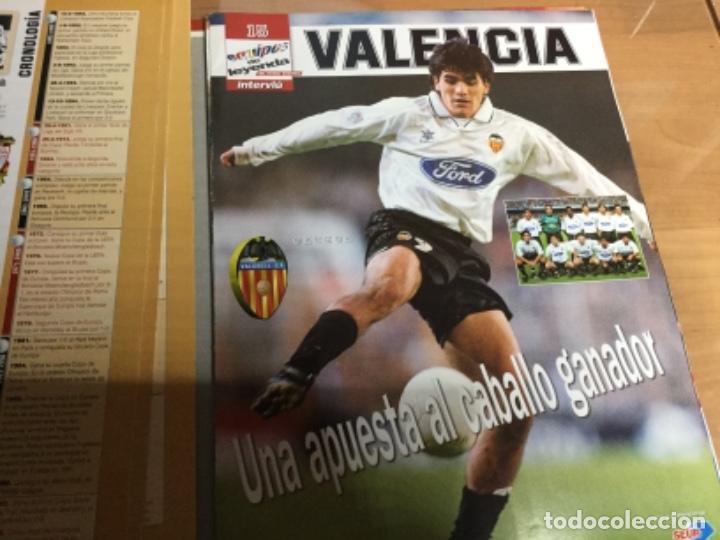 Coleccionismo deportivo: Equipos de leyenda del fútbol europeo INTERVIU - Foto 17 - 149521318