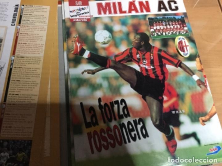 Coleccionismo deportivo: Equipos de leyenda del fútbol europeo INTERVIU - Foto 18 - 149521318