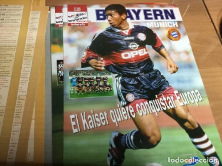 Coleccionismo deportivo: Equipos de leyenda del fútbol europeo INTERVIU - Foto 20 - 149521318