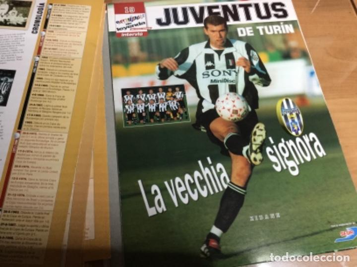 Coleccionismo deportivo: Equipos de leyenda del fútbol europeo INTERVIU - Foto 21 - 149521318