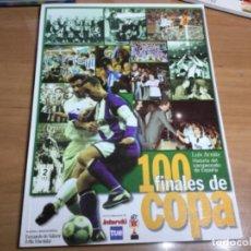 Coleccionismo deportivo: 100 FINALES DE COPA INTERVIU . Lote 149538126