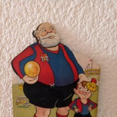 Coleccionismo deportivo: CUENTO EL BARÇA - HISTORIA D'EN BVIELO - CATALAN - EDITORIAL MILLA. Lote 149793374