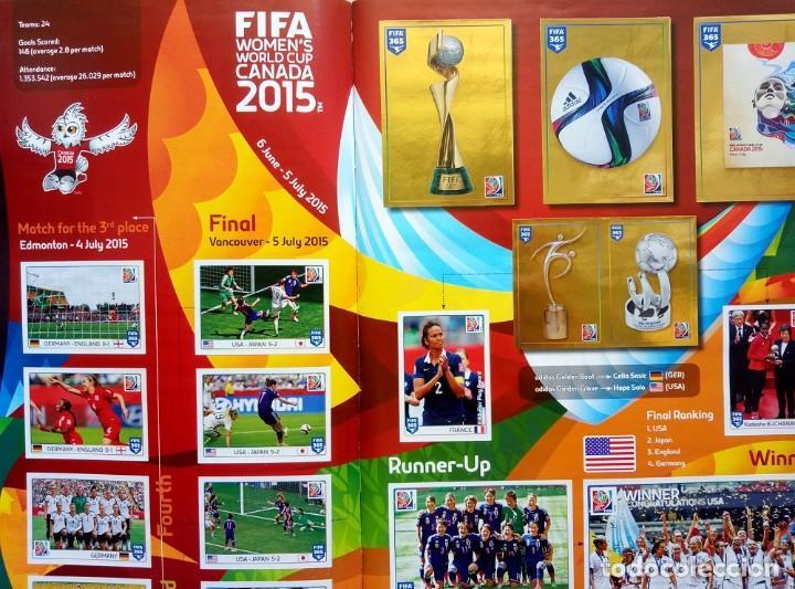 Coleccionismo deportivo: ALBUM PANINI. - FIFA 365 2016.# - Foto 3 - 150158998